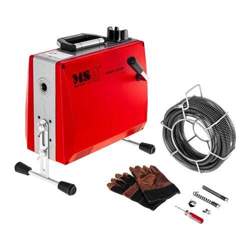MSW Pijpreinigingsmachine - 390 W - 400 t/min - Ø 30 - 100 mm 10060351