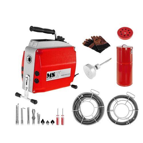 MSW Pijpreinigingsmachine - 570 W - 400 t/min - Ø 20 - 150 mm 10060359