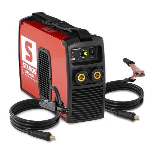 Stamos Basic Elektrode lasapparaat - 200 A - IGBT - 80% ED 10020018