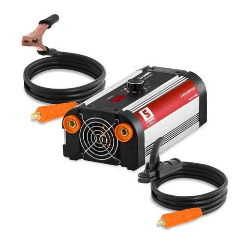 Stamos Germany Elektroden lasapparaat - 200 A - IGBT - 230 V - Hot Start 10020209