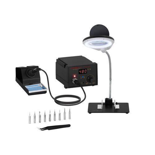 Stamos Soldering Digitaal soldeerstation - 65 W - LED 10021005
