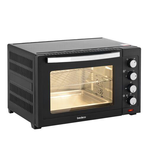 bredeco Mini-oven - 1600 W - 38 L - 4 programma's 10080099