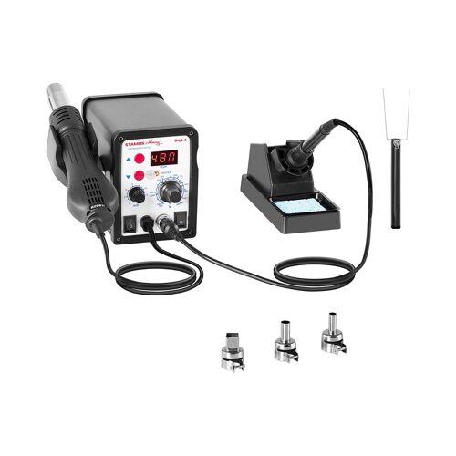 Stamos Soldering Digitaal soldeerstation - 60 watt - LED-display - Basic 10021015