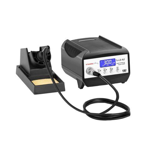 Stamos Soldering Soldeerstation - digitaal - 80 W - LCD 10021153
