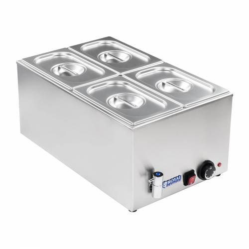 Royal Catering Bain-marie - GN 1...