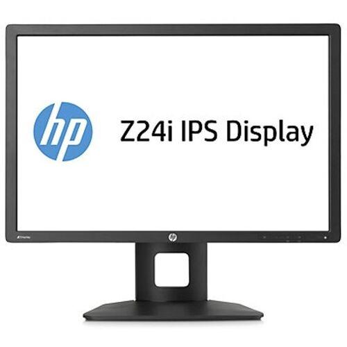 HP Refurbished HP Z Display Z24i 24'' Widescreen LED IPS Panel   Mat   VGA, Displayport, DVI-D 4 x USB