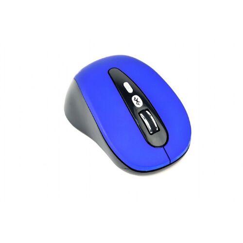 Bluetooth muis blauw