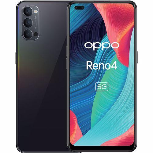 Oppo smartphone Reno 4 5G (Zwart)