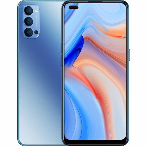 Oppo smartphone Reno 4 5G (Blauw)