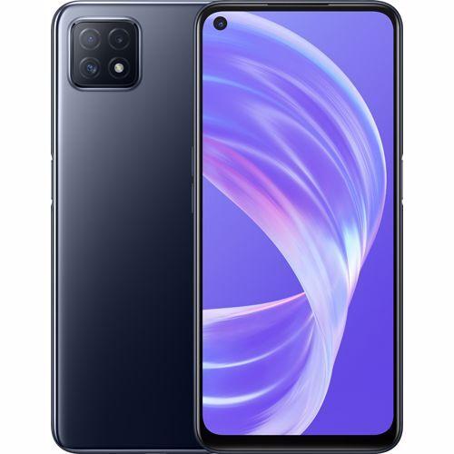 Oppo smartphone A73 (Zwart)