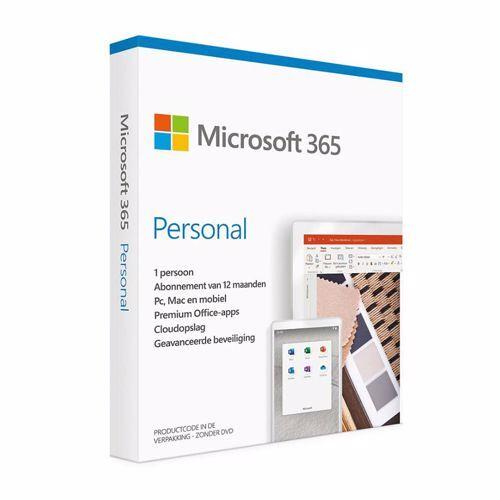 Microsoft Office 365 Personal (12 maanden)