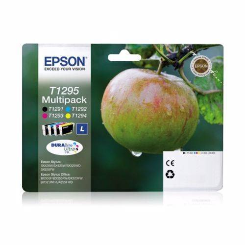 Epson cartridge PACK POMME 4CL T1295