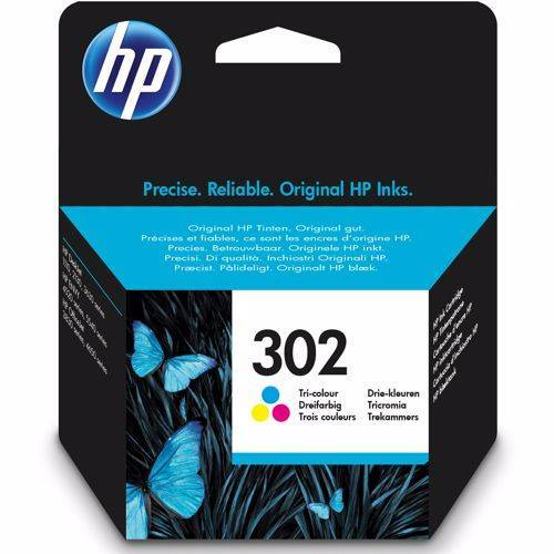 HP cartridges 302 (kleur)