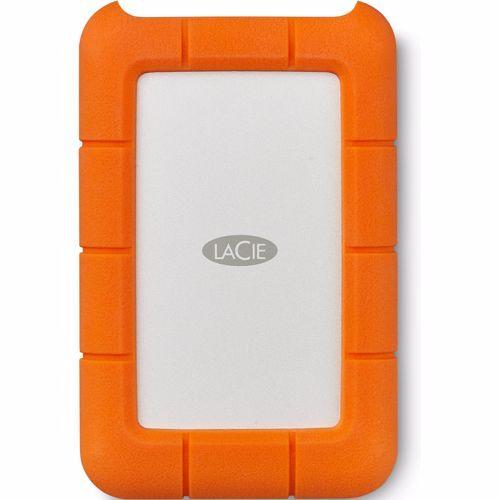 LaCie externe harde schijf Rugged USB-C 4TB