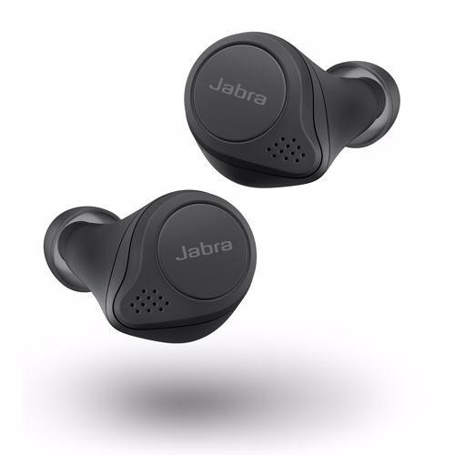 Jabra Elite 75T in-ear draadloze oordopjes (Zwart)