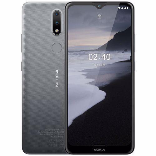 Nokia smartphone 2.4 (Grijs)