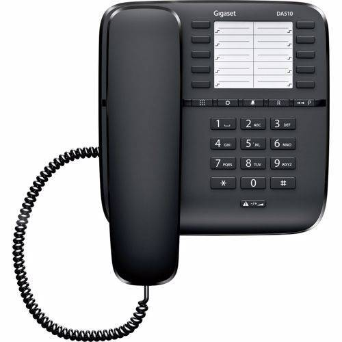 Siemens Gigaset DECT telefoon DA510