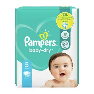 Pampers Baby-Dry luiers maat 5, 11-16kg