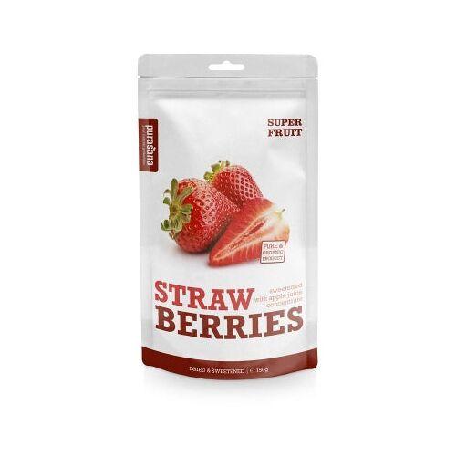 Purasana Aardbeien 150 Gram