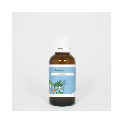 Balance Pharma DET022 Milt bloed Detox 30 ml
