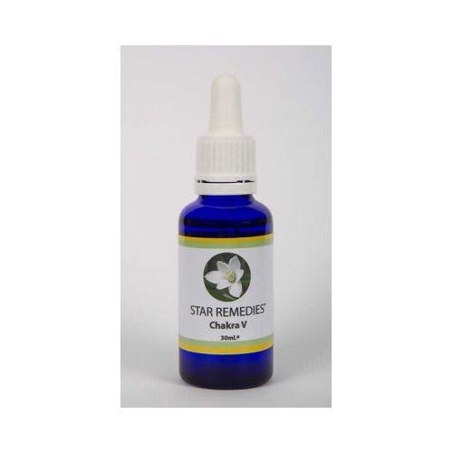 Star Remedies Chakra 5 30 ml