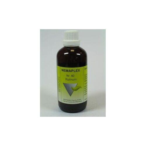 Nestmann Rutinum 60 Nemaplex 50 ml