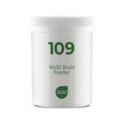 AOV 109 Multi basis poeder 250 Gram