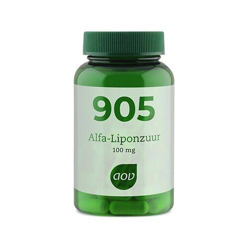 AOV 905 Alfa-Liponzuur 60 Capsules
