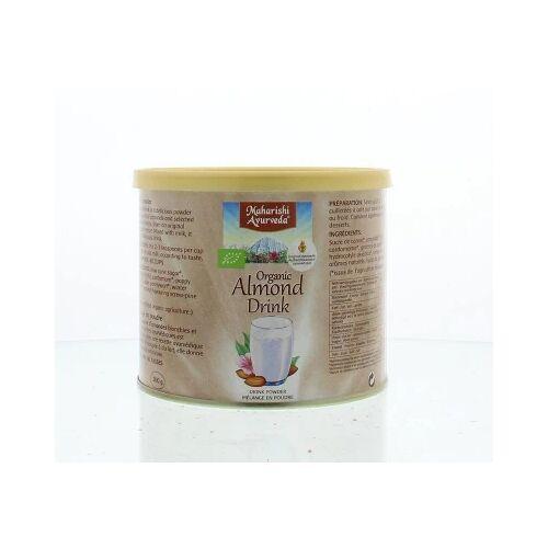 Maharishi Ayurv Almond drink kruidenpoeder 300 Gram