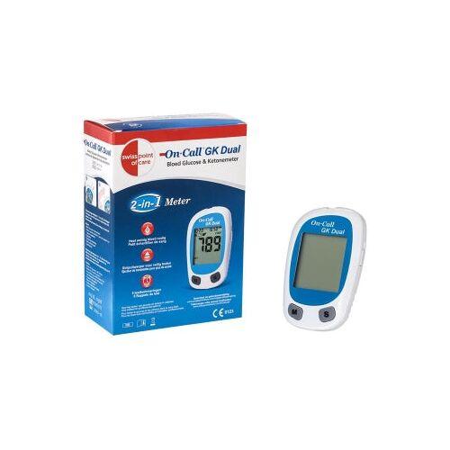 On Call GK ketonen en glucosemeter 1 Stuks