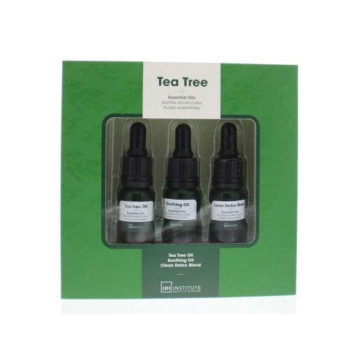 IDC Geschenkverpakking tea tree essential oils