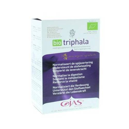Ojas Bio triphala 60 Vegacaps