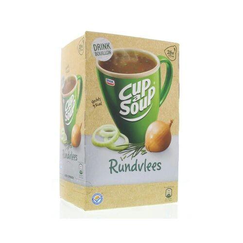 Cup A Soup Rundvlees bouillon 26 Zakjes