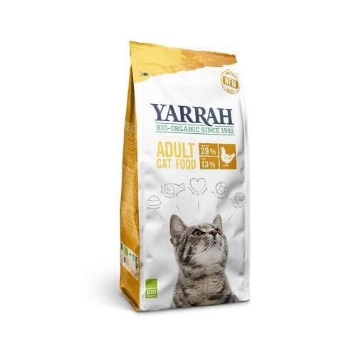 Yarrah Kat droogvoer met kip 6000 Gram
