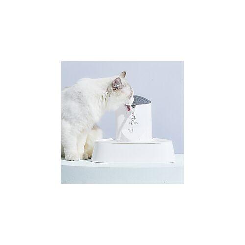 Honden Katten Kleine pelsdieren Voerbakken en drinkflessen / Automatische drinkbak 3 L ABS PC Automatisch Duurzaam Effen Kommen Voeden