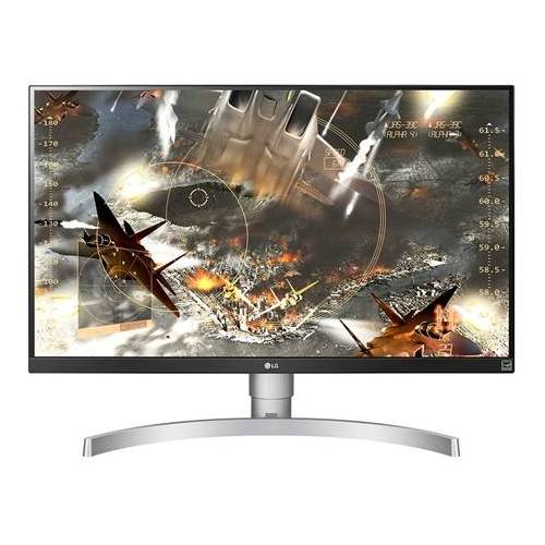 LG 27UL650-W 4K monitor