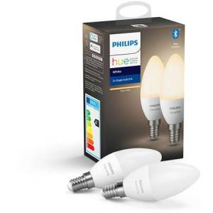 Philips Hue Wit E14 2-Pack