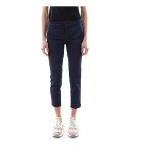 40Weft Melita 5215 50906 Pants Women Blu - Female - 40 IT