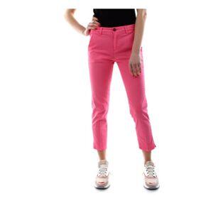 40Weft Melita 5215 50906 Pants Women Rosa - Female - 42 It,44 IT