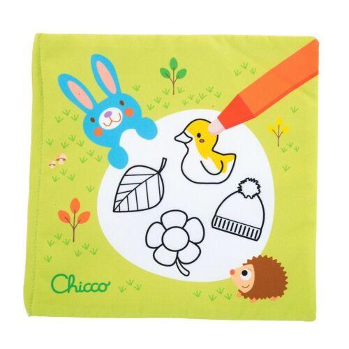 Chicco Kleurboek Chicco Seasons