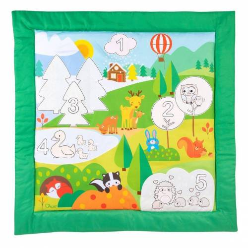 Chicco Colour Mat Chicco Numbers