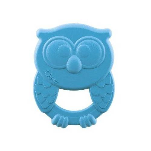 Chicco Bijtspeeltje Chicco Teether Owl ECO+