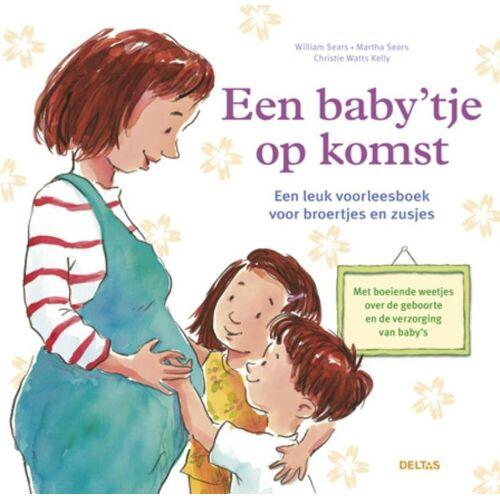 Deltas Uitgeverij Een Baby'tje op Komst