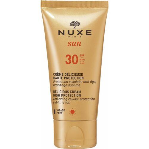 Nuxe Sun Face Cream SPF30 50 ml Zonnebrandcrème