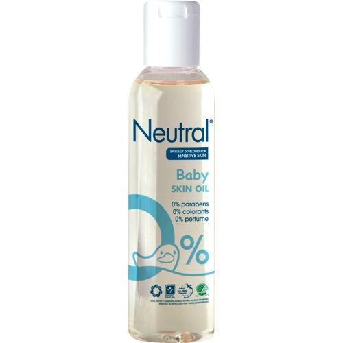 Neutral Baby Olie 150 ml Lichaamsolie