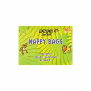 Quest Muckypups Nappy Bags 200 st Baby Accessoires