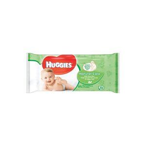 Huggies Baby Wipes Natural Care 56 st Doekjes