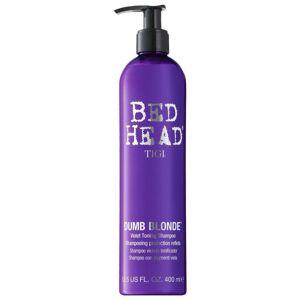 Tigi Bed Head Dumb Blonde Violet Toning Shampoo 400 ml Shampoo