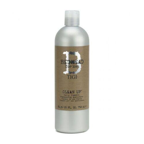 Tigi Bed Head For Men Clean Up Daily Shampoo 750 ml Shampoo
