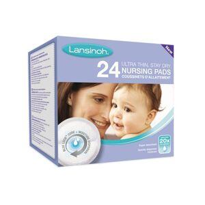 Lansinoh Zoogcompressen 24 st Borstvoeding Pads